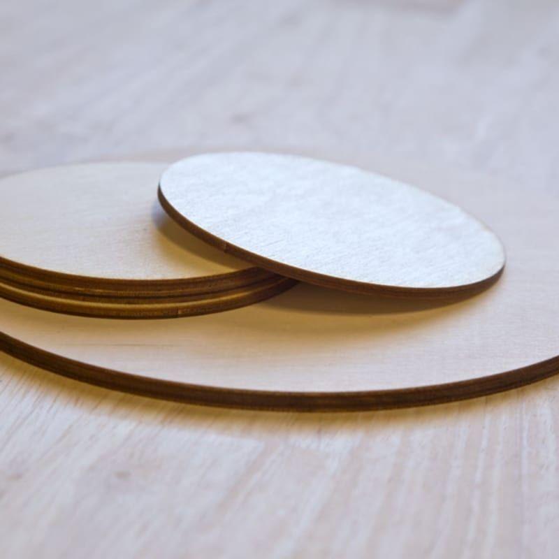 Circle Craft Shape Wood Circle Metal Circle Craftcuts Com Circle Crafts