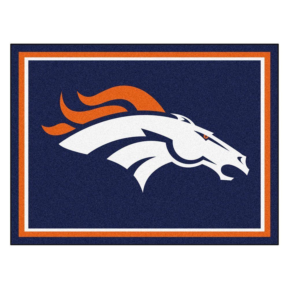 Único Colorear Denver Broncos Adorno - Ideas Para Colorear ...