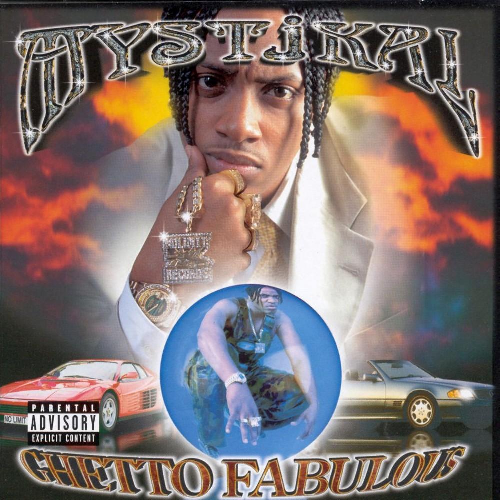 Mystikal - Ghetto Fabulous (CD) in 2019   classic   Ghetto fabulous