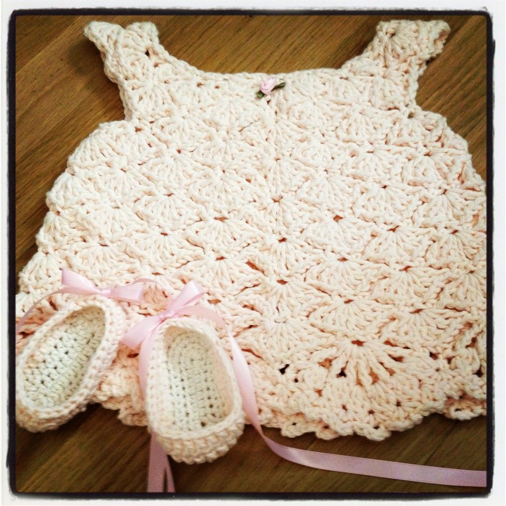 Free crochet pattern positively lace crafty pinterest crochet baby dresses bankloansurffo Choice Image