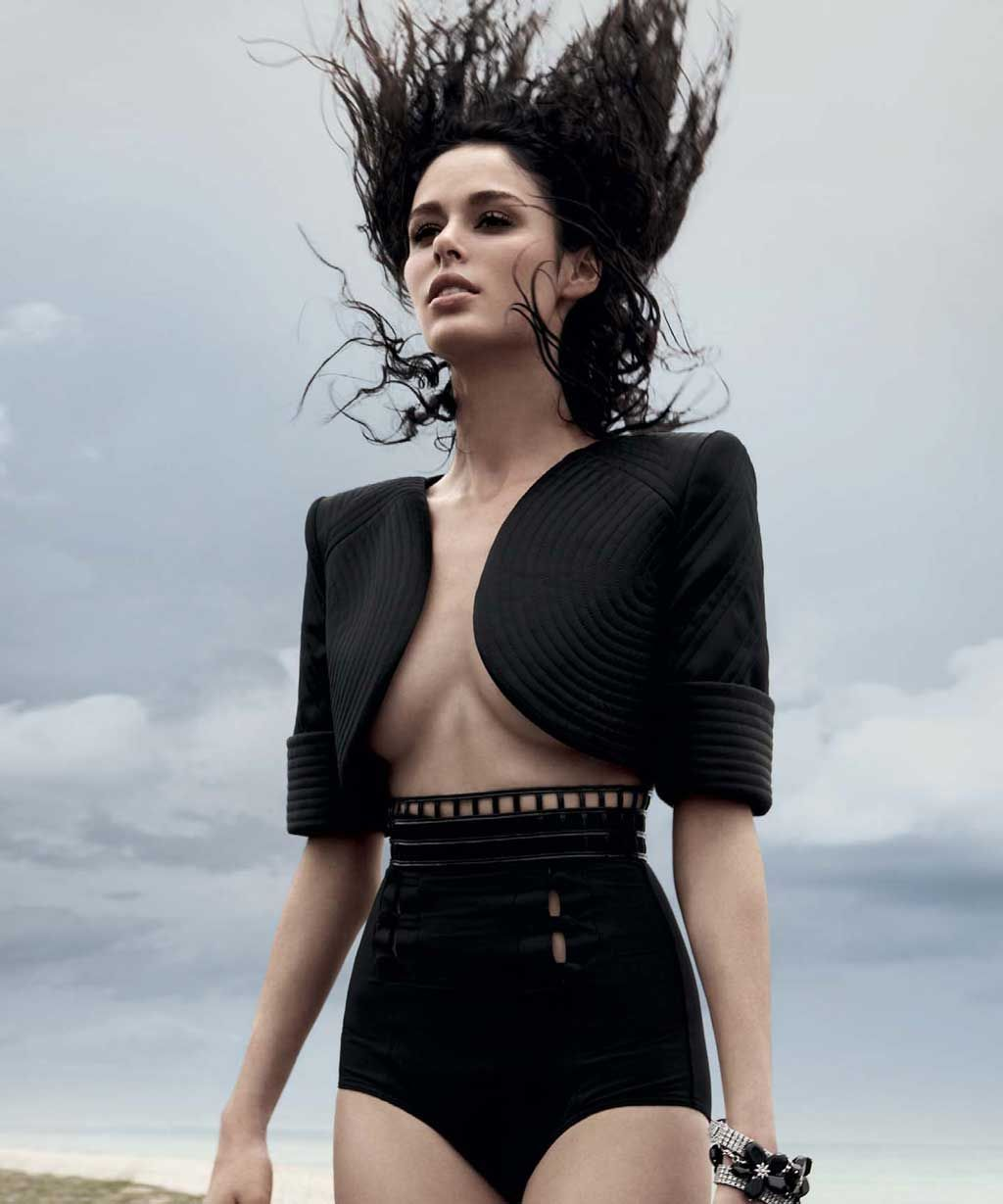Nicole trunfio ocean drive magazine july 2009 by greg lotus hq photo shoot naked (71 photo), Boobs Celebrity photos