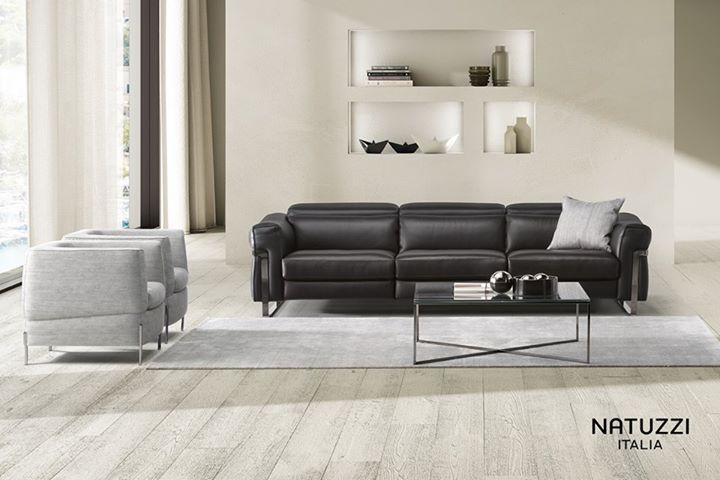 Natuzzi A Model With An Extraordinary Visual Impact Designed By Manzoni And Tapinassi Contemporary Designers Furniture Luxury Furniture Furniture Design Natuzzi