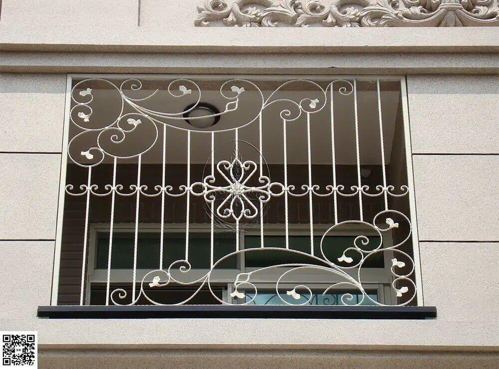39++ Balcony window grill design ideas