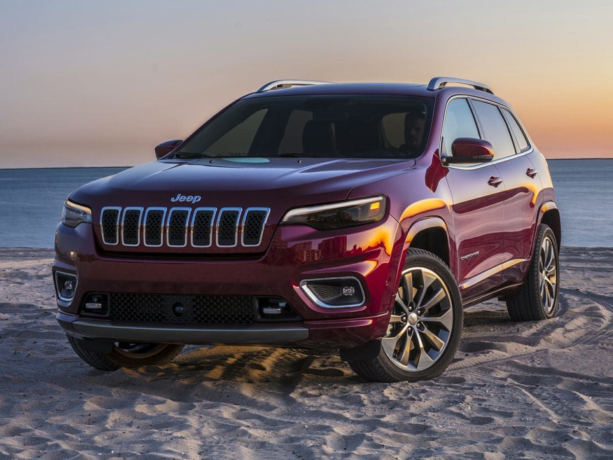 Take A Look At The New 2019 Jeep Cherokee Limited 4x4 For Sale In