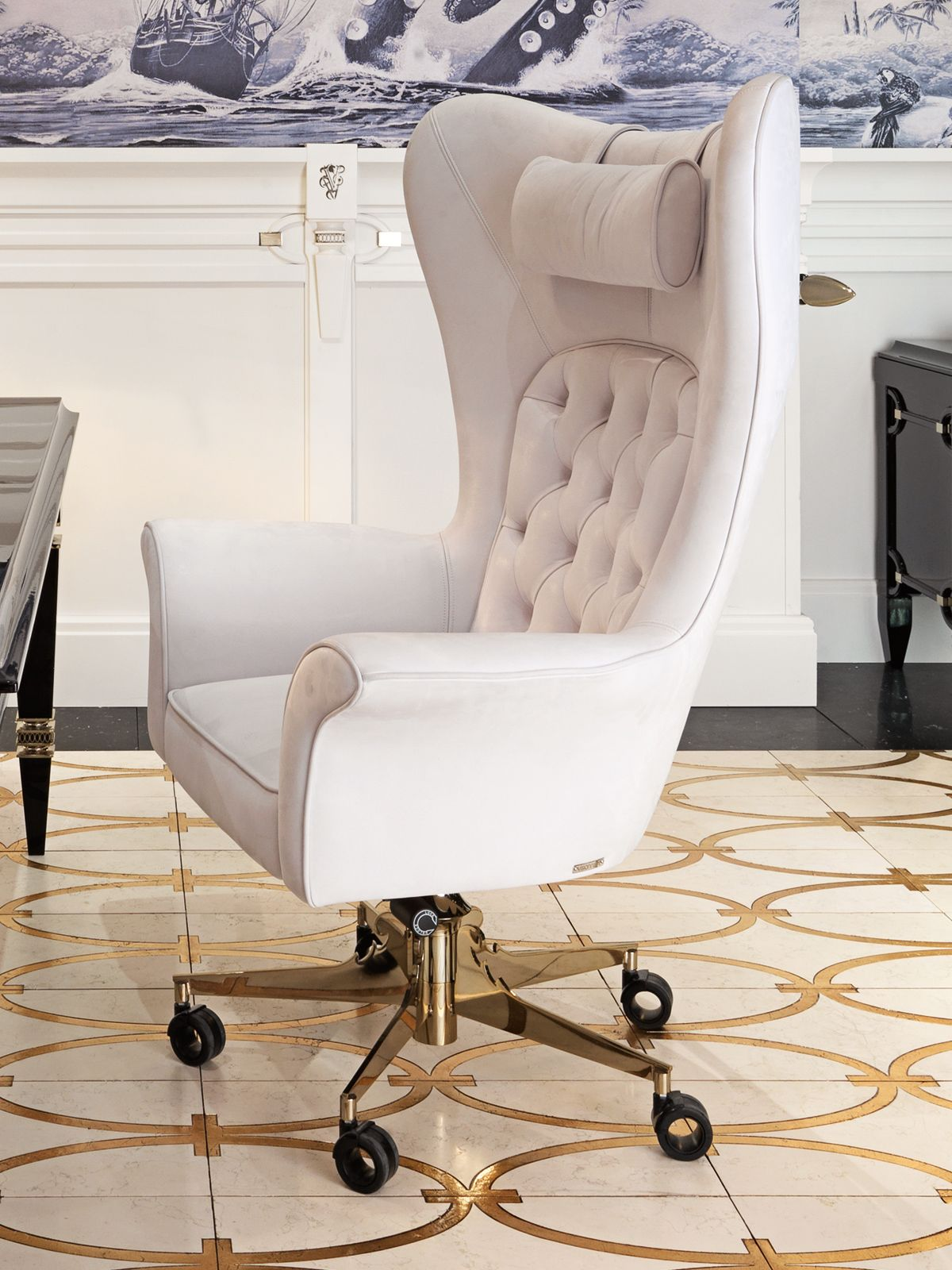 How to use Accent Furniture In a Luxurious Interior Design Project ...