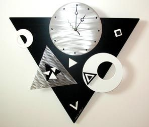 Contemporary Wall Clocks Abstract Wall Clocks Metal Wall Artistic Clocks Clock Wall Clock Contemporary Wall Clock