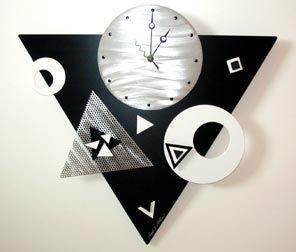 Contemporary Wall Clocks Abstract Wall Clocks Metal Wall Artistic Clocks Clock Wall Clock Contemporary Wall Clock