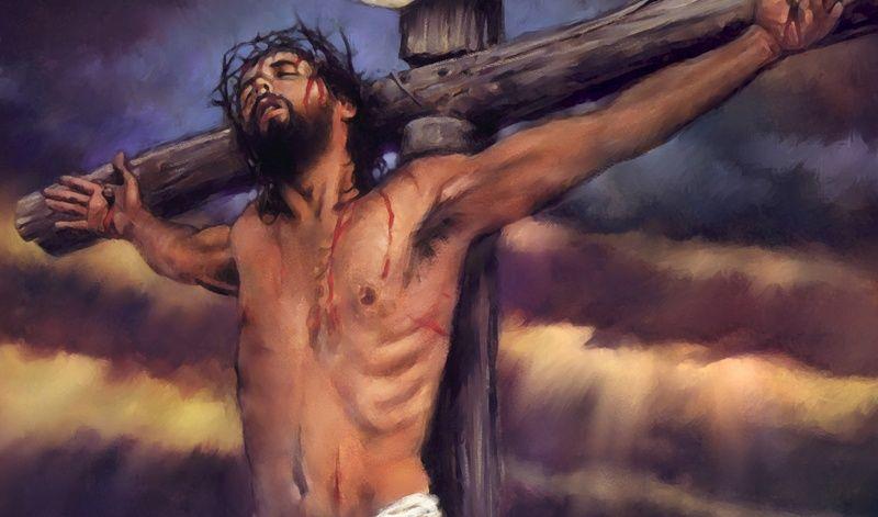 Jesus On Cross Images
