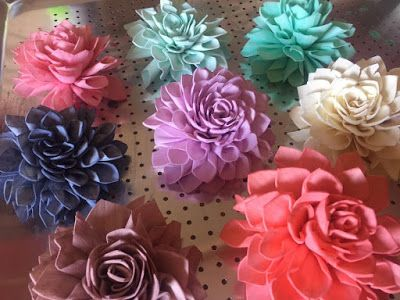 Sola Wood Flower Can Be Dyed So Many Different Colors