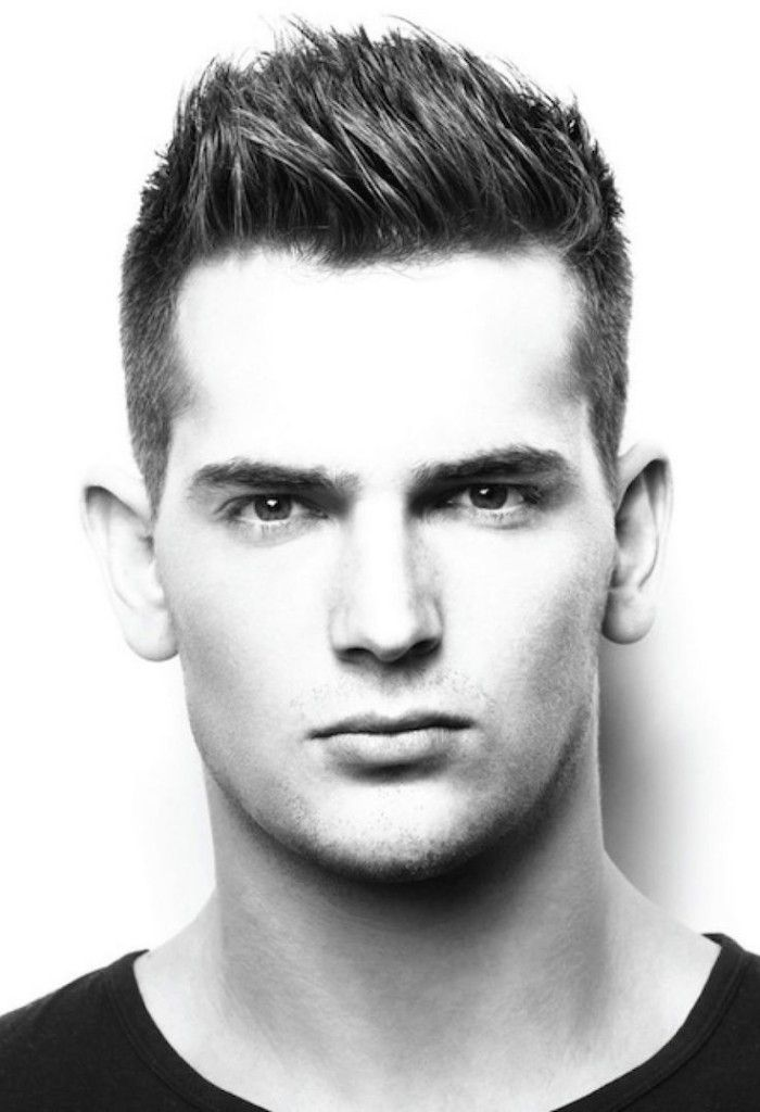 Hairstyles For Round Faces Men Beauteous Best Hairstyles For Men