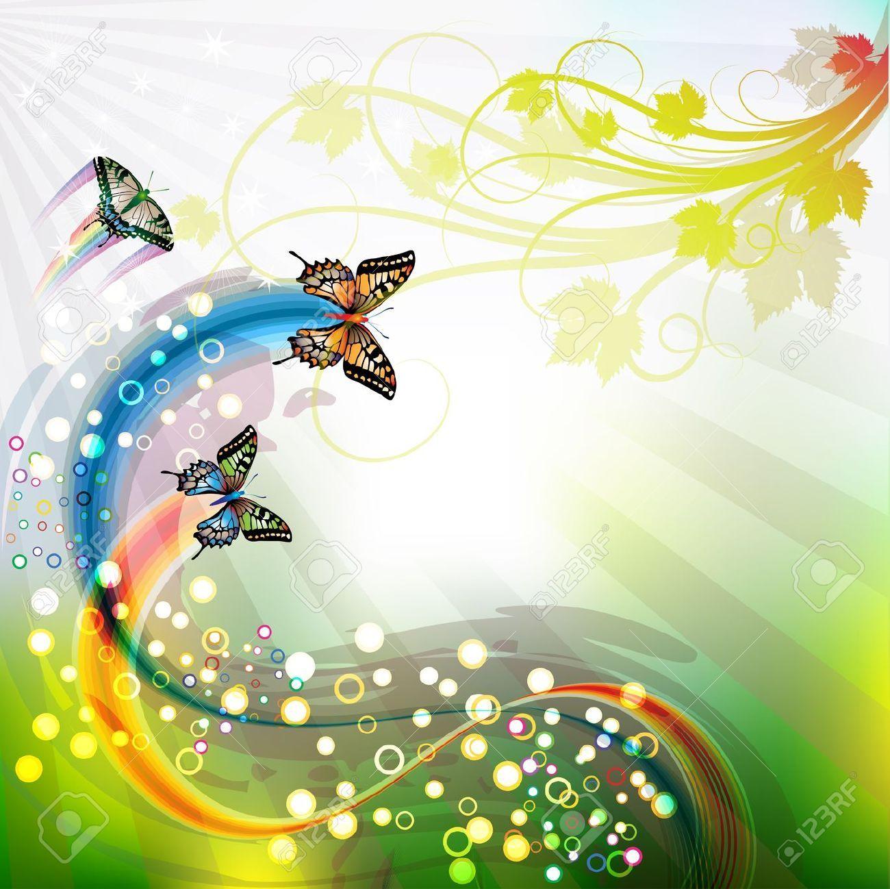 Pin de andrea trevi o em sue os mariposas primavera e for Sfondi con farfalle