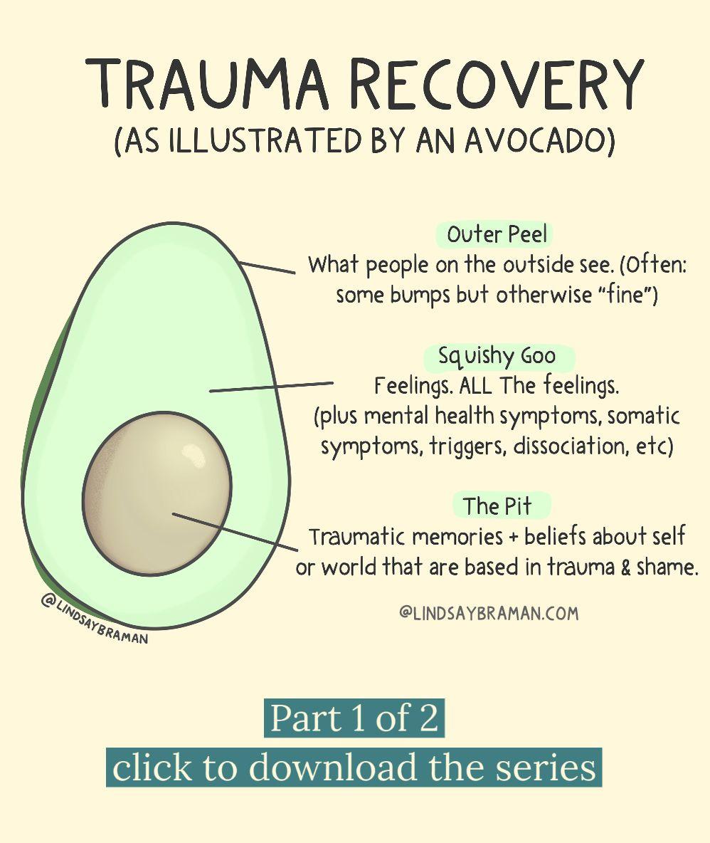 Trauma Recovery Avocado Model
