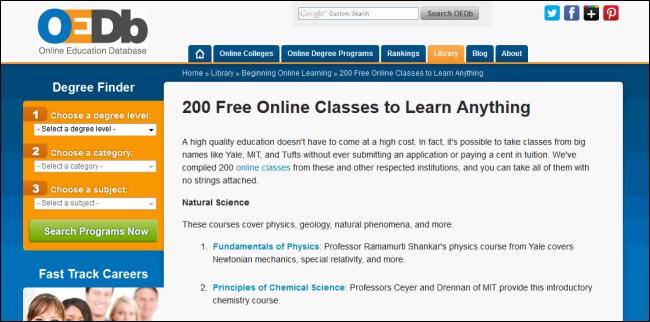 free online courses | education | Pinterest | Online courses ...