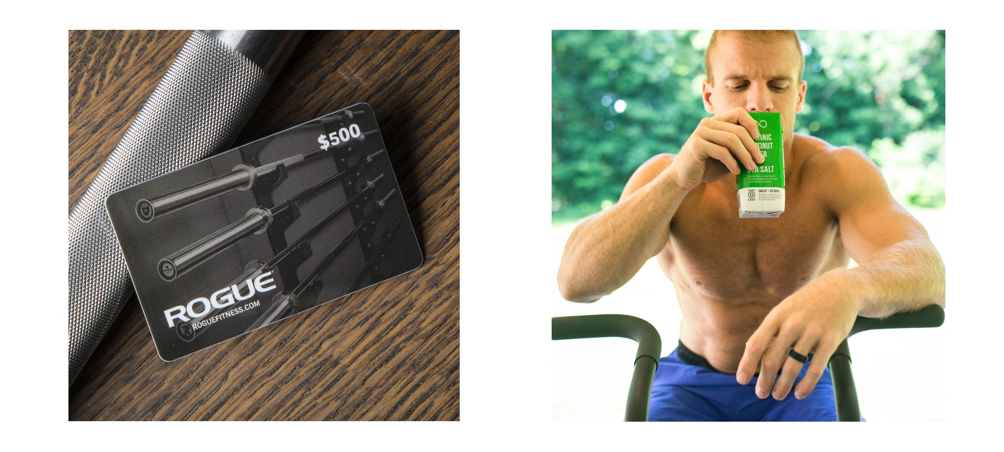 Win A 500 Gift Card To Rogue Fitness Rogue Fitness Contest Viral