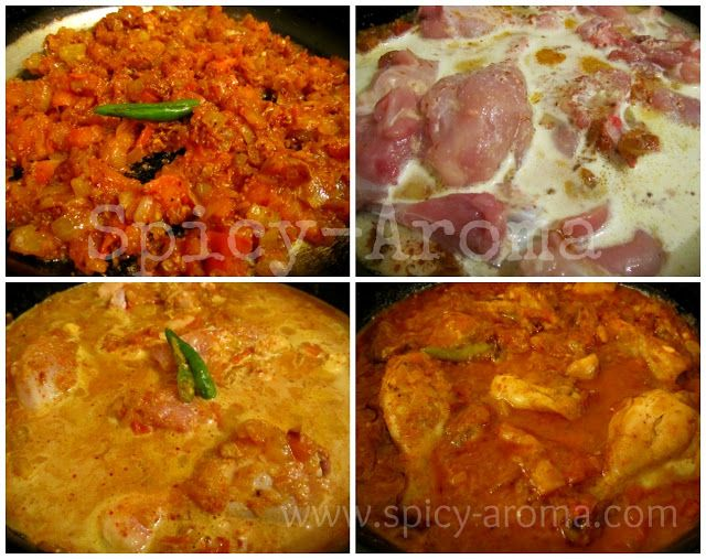 Spicy Aroma Kadai Chicken Recipe With Step By Step Pictures Spicy Chicken Recipes Chicken Recipes Recipes