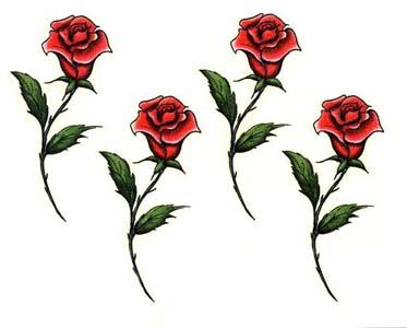 long stem rose tattoo designs tattoo pinterest rose bud tattoo bud and stems. Black Bedroom Furniture Sets. Home Design Ideas