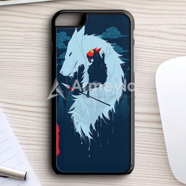Hime Princess Mononoke iPhone 7 Plus Case | armeyla.com