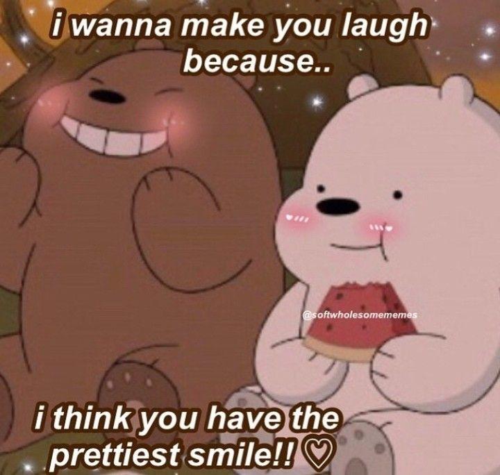 We Bare Bears In 2020 Love Memes Cute Love Memes Flirty Memes