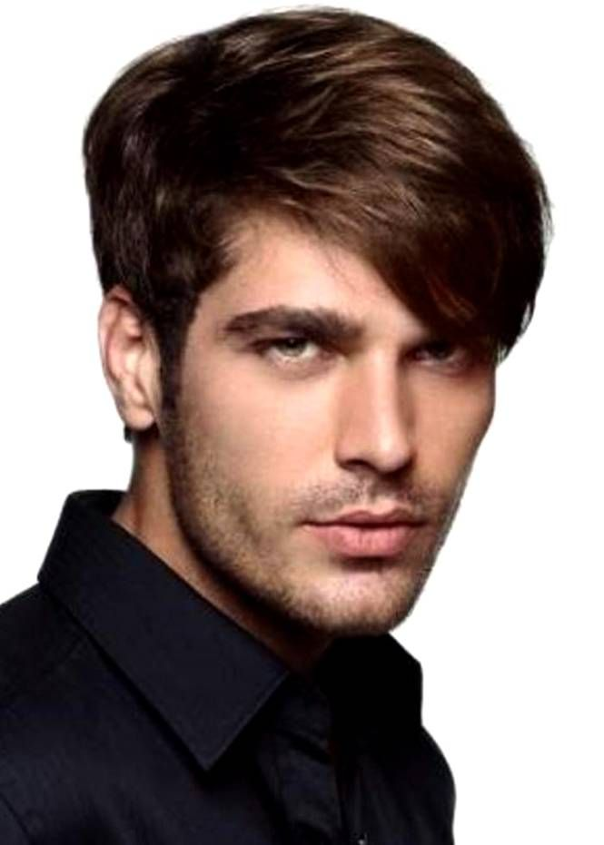 hairstyles big foreheads male