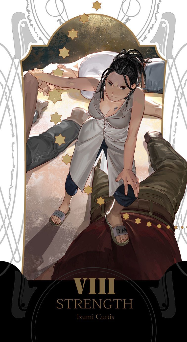 Výsledek obrázku pro tarot cards fma anime Fullmetal