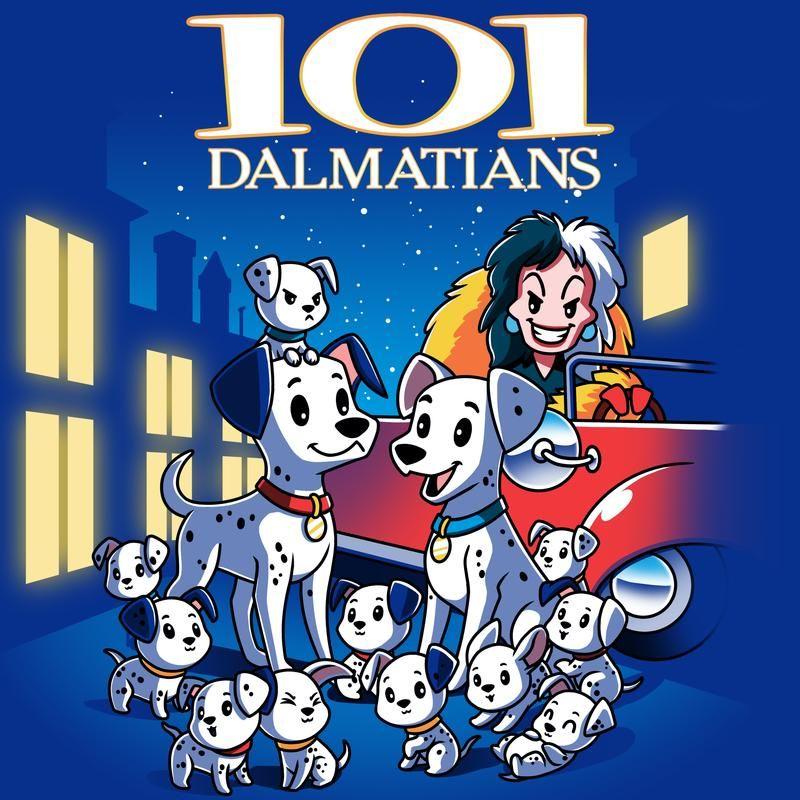 Disney 101 Dalmatians T Shirt Disney Teeturtle Personajes De Princesas De Disney Cosas De Disney Disney Imagenes