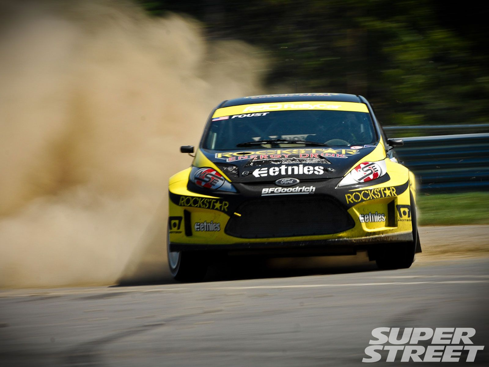 Tanner Foust rallycross....Tanner is the man Sports car