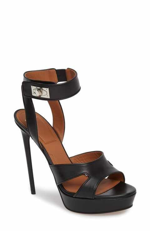 Givenchy Women's Shark Tooth Platform Sandal 3EhM2w