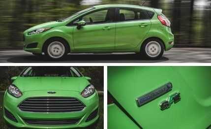 2014 Ford Fiesta 1 0l Ecoboost With Images Ford Fiesta Ford Fiesta