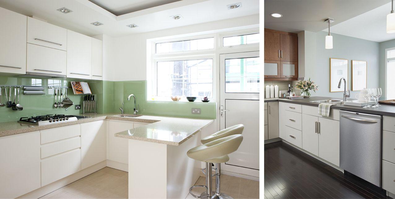 mietowa-kuchnia-aranzacja-kuchni-kolor-w-kuchni | Pomysły do domu ...