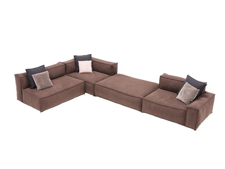 Bullfrog Sofa Couch Ecke RANCHO Leder Braun LP 3 570   Bullfrog Sofa    Pinterest