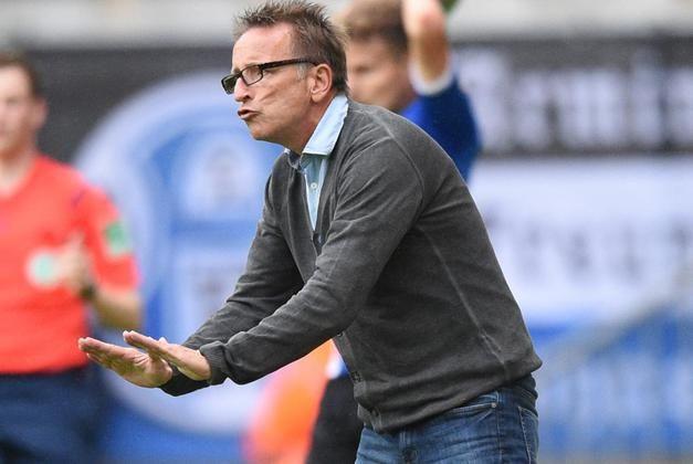 Arminia Sonntag in Braunschweig – Trainer Meier warnt vor Übermut – Nöthe hat Grippe +++  »Auf dem Teppich bleiben«