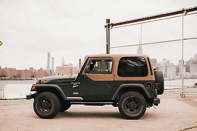 1997 Jeep Wrangler Sport 1997 Jeep Wrangler Jeep Wrangler Sport Jeep Wrangler