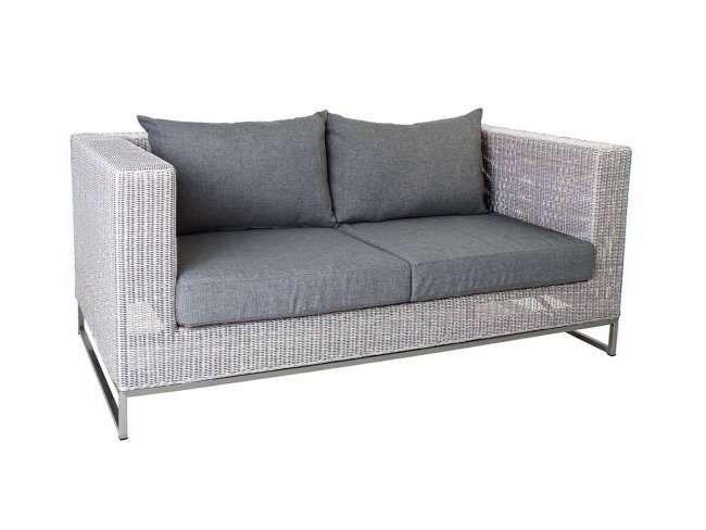 Stern 2 Sitzer Garten Loungesofa Fontana Vintage Weiss Online Kaufen Bestpreis Mit Bildern Gartensofa Lounge Sofa