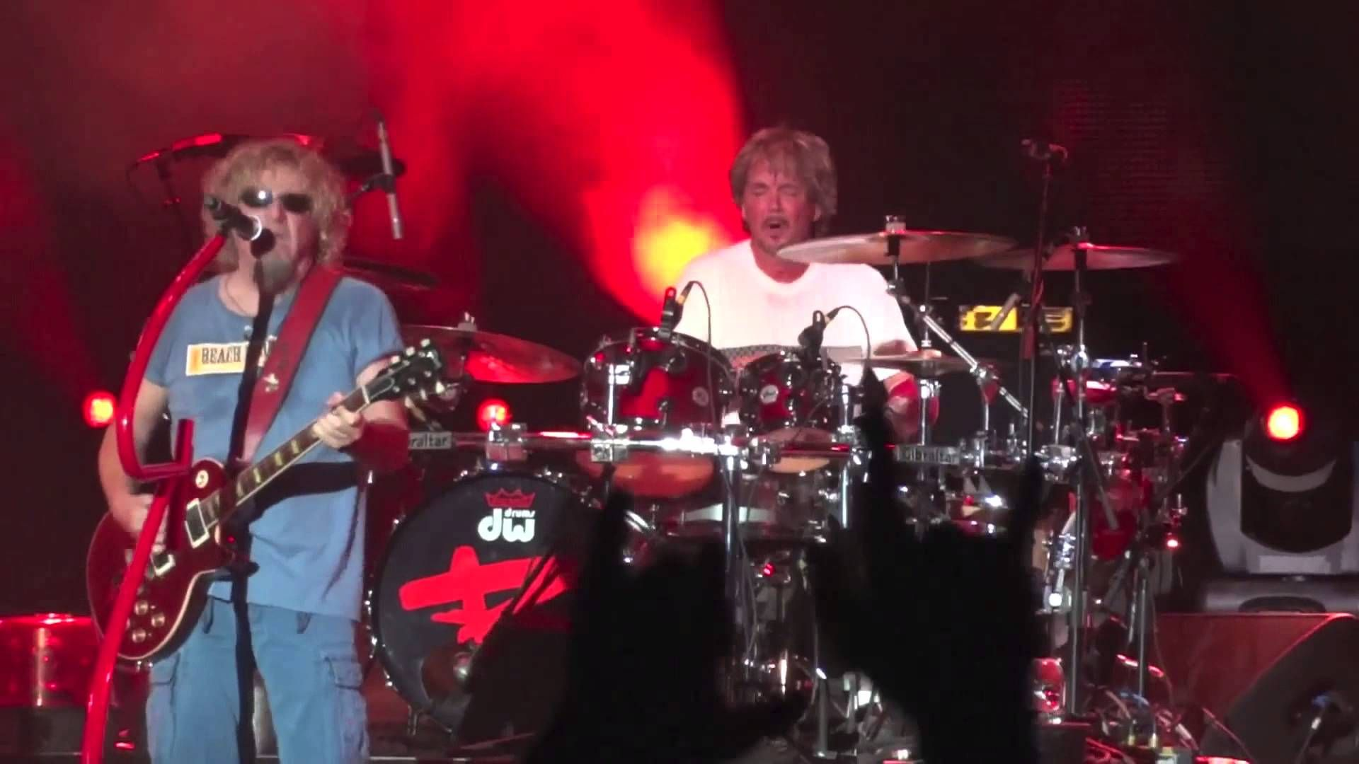 Sammy Hagar There S Only One Way To Rock Musik