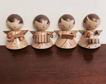 Shop For Vintage German Wooden Christmas On Etsy The Place To Express Your Creativity Through The Buying And Selling Of Handmade And Vintage Goods