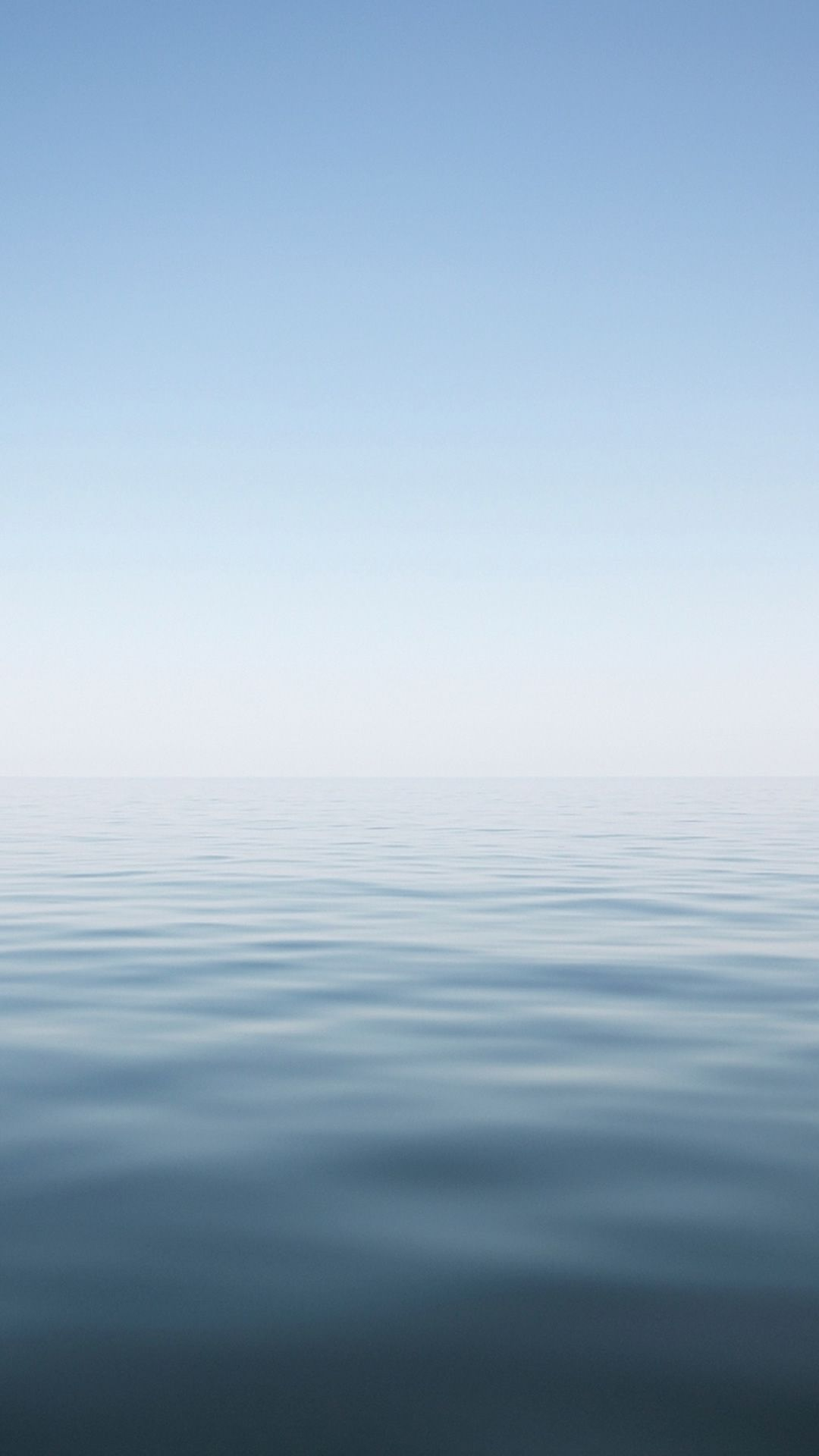 Wallpaper iphone minimal - Clear Minimal Ocean Water Surface Landscape Iphone 6 Plus Wallpaper