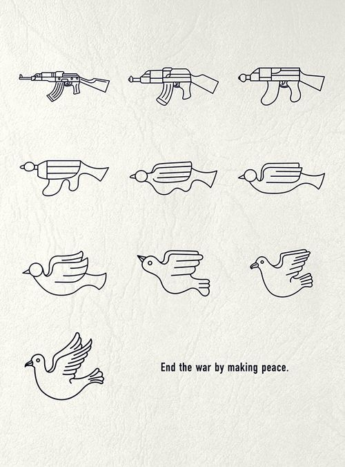 http://neutymes.com/neutymes-issues-material-flow/2015/2/9/minimal-posters-making-peace