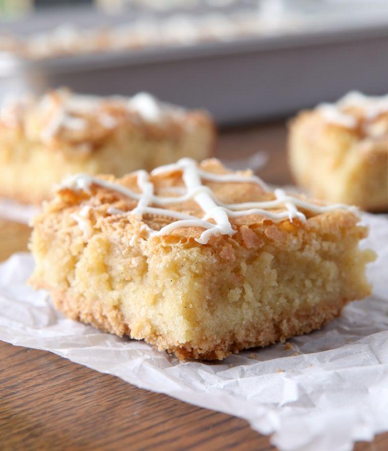 Vanilla Lovers Cookie Bars   Recipe   Dessert recipes ...