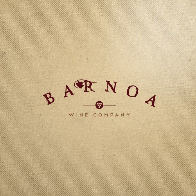 Develop a unique blend of the old with the new for the Barnoa Wine Company by FlowersD