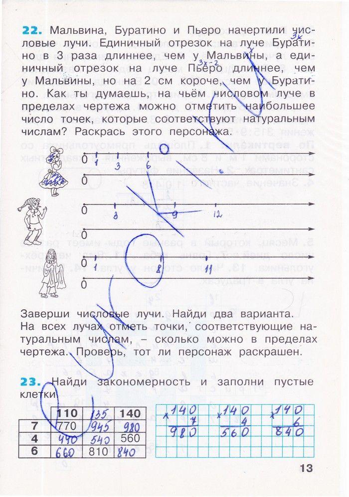 Готовые домашние задания по математике 3 класс чеботаревская скачать бесплатно и без регистрации
