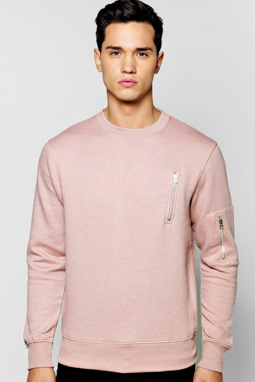 MA1 Crew Sweater