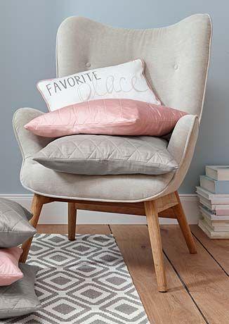 Sessel im schlafzimmer