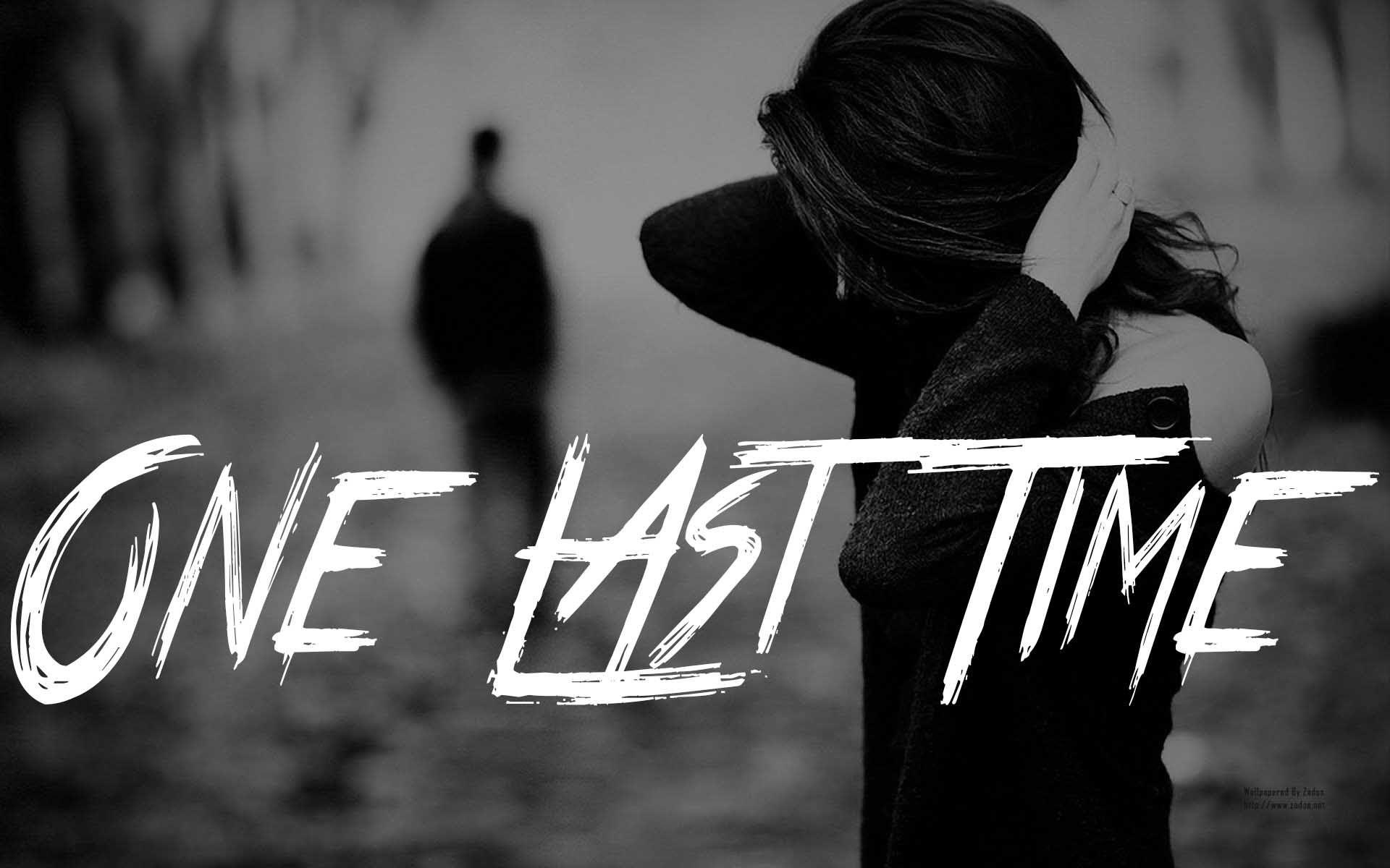 ONE LAST TIME - Sad Emotional Crying Rap Beat Hip Hop