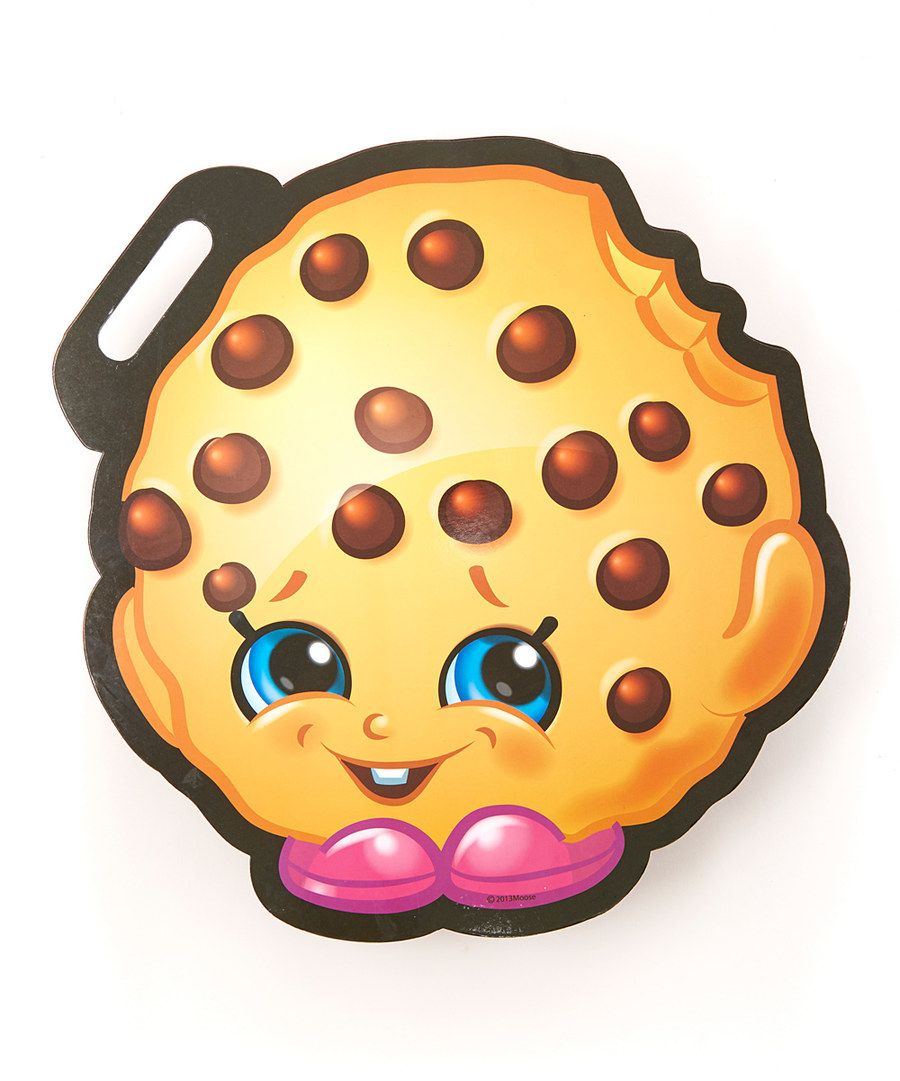 Look At This ShopkinsTM Kooky Cookie Lap Desk On Zulily Today