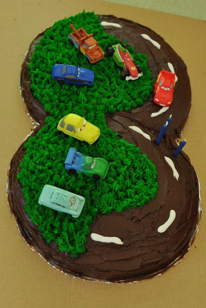 Cars cake Birthday Ideas Pinterest Cars Car cakes and