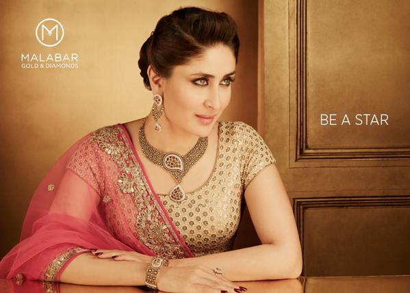 Kareena Kapoor for Malabar Gold and Diamonds # ...