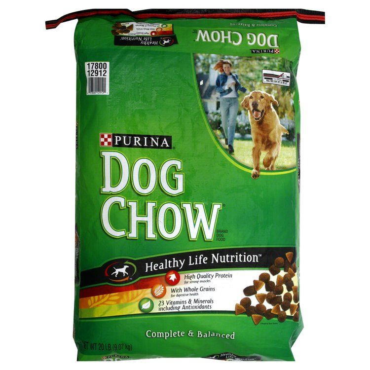 Nestle Purina Purina Dog Chow Brand Dog Food Complete And