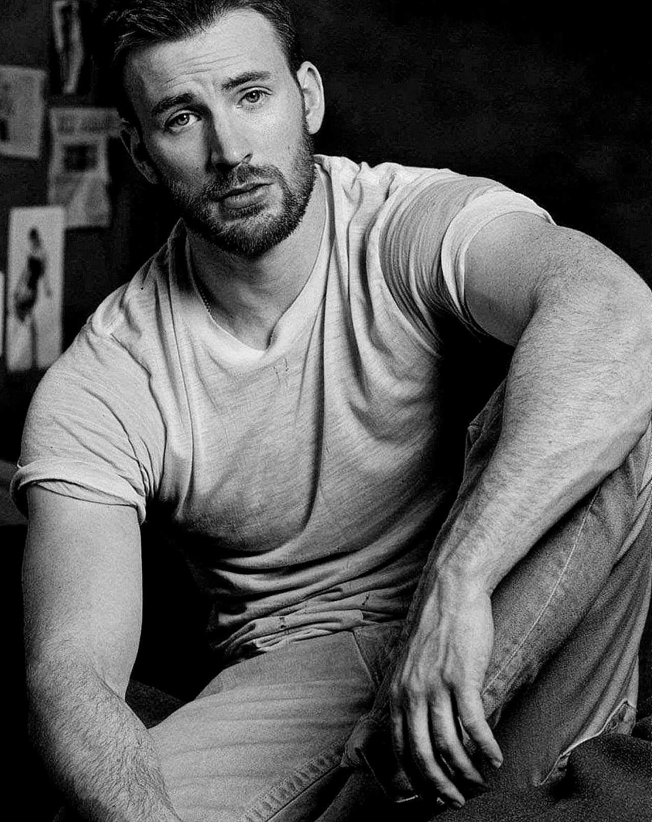 Daily Chris Evans Chris evans tumblr, Chris evans