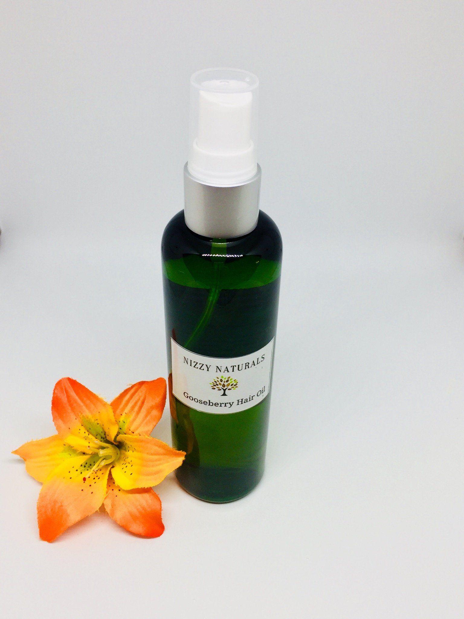 Natural Hair Growth Oil for Natural Hair, Hair Oil for