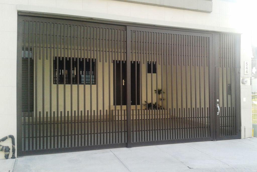 Portones para garaje great lamitec sa de cv with portones - Puertas de cocheras ...